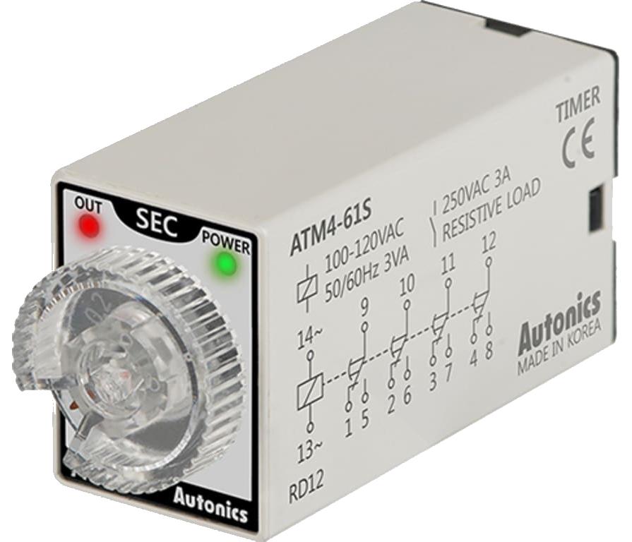 Temporizadores analógicos